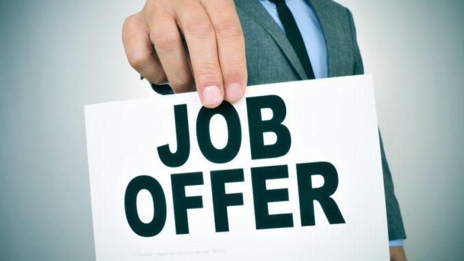 offre job